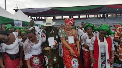 Emergency in PDP as two groups hold party convention in Abuja and Portharcourt 2