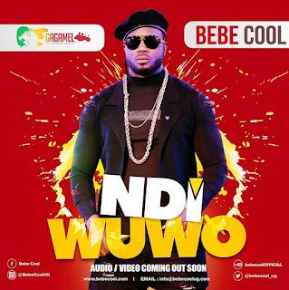 Bebe Cool - Ndi Wuwo