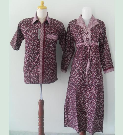 model baju sarimbit gamis