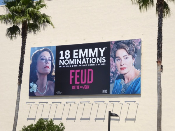 Feud Bette Joan 18 Emmy noms billboard