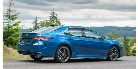pictures of a 2018 toyota camry Review, Ratings, Specs, Prices, and Photos