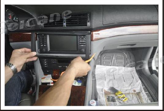navigation system voiture changer la radio d origine pour. Black Bedroom Furniture Sets. Home Design Ideas