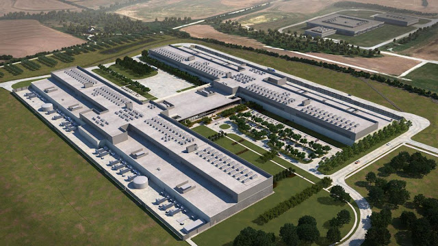 Facebook data center Shehan's Thoughts