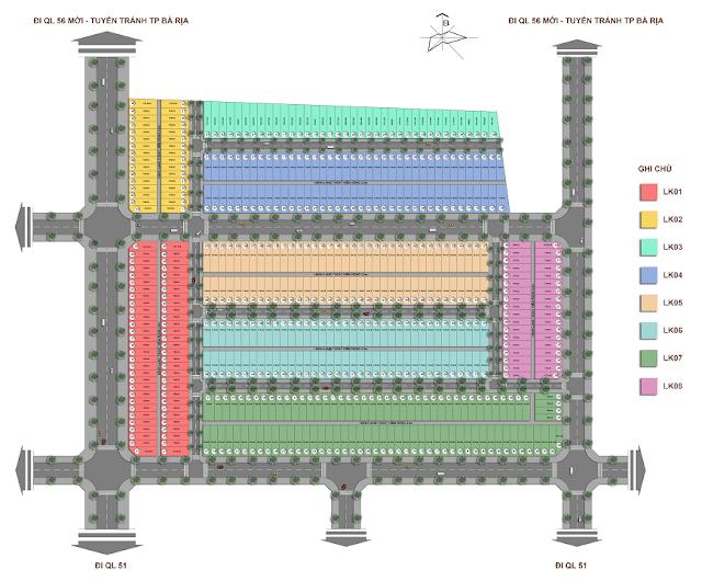 dự án golden gate 56