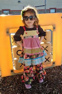 Little Fashionista Khloe January 2014