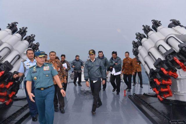 Dunia Kaget Militer Indonesia Berani Tembaki Kapal China