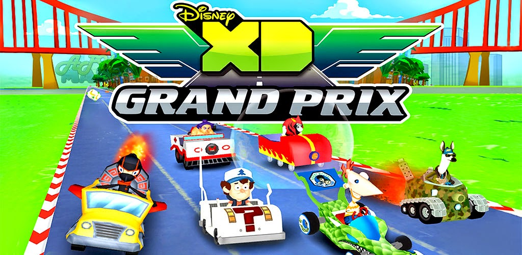 Download Disney XD Grand Prix Apk + Data