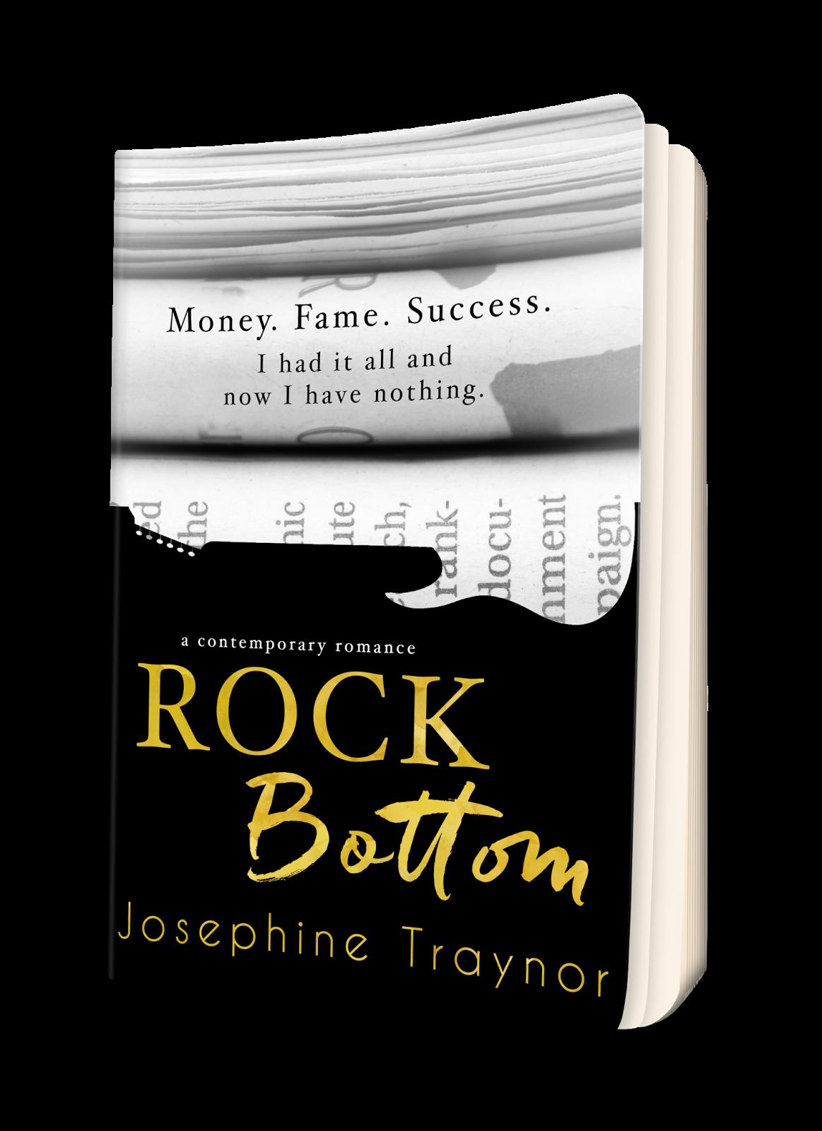 Rock bottom blog