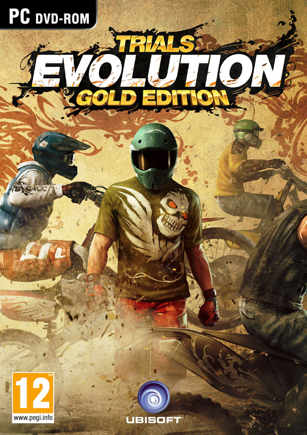 Trials Evolution Gold Edition Download Cover Free Game