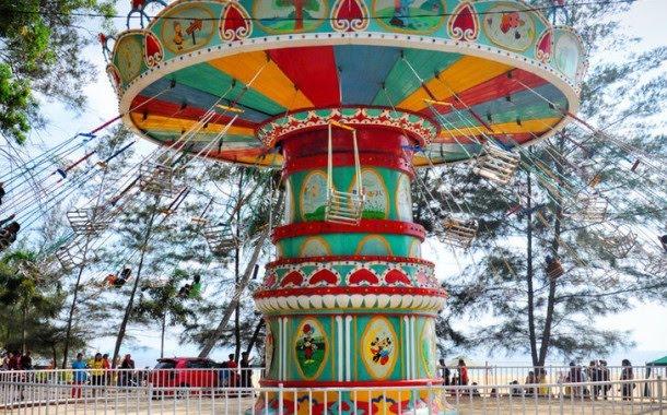 Fantasy Island Tanjung Bajau Pilihan Tempat Liburan Keren