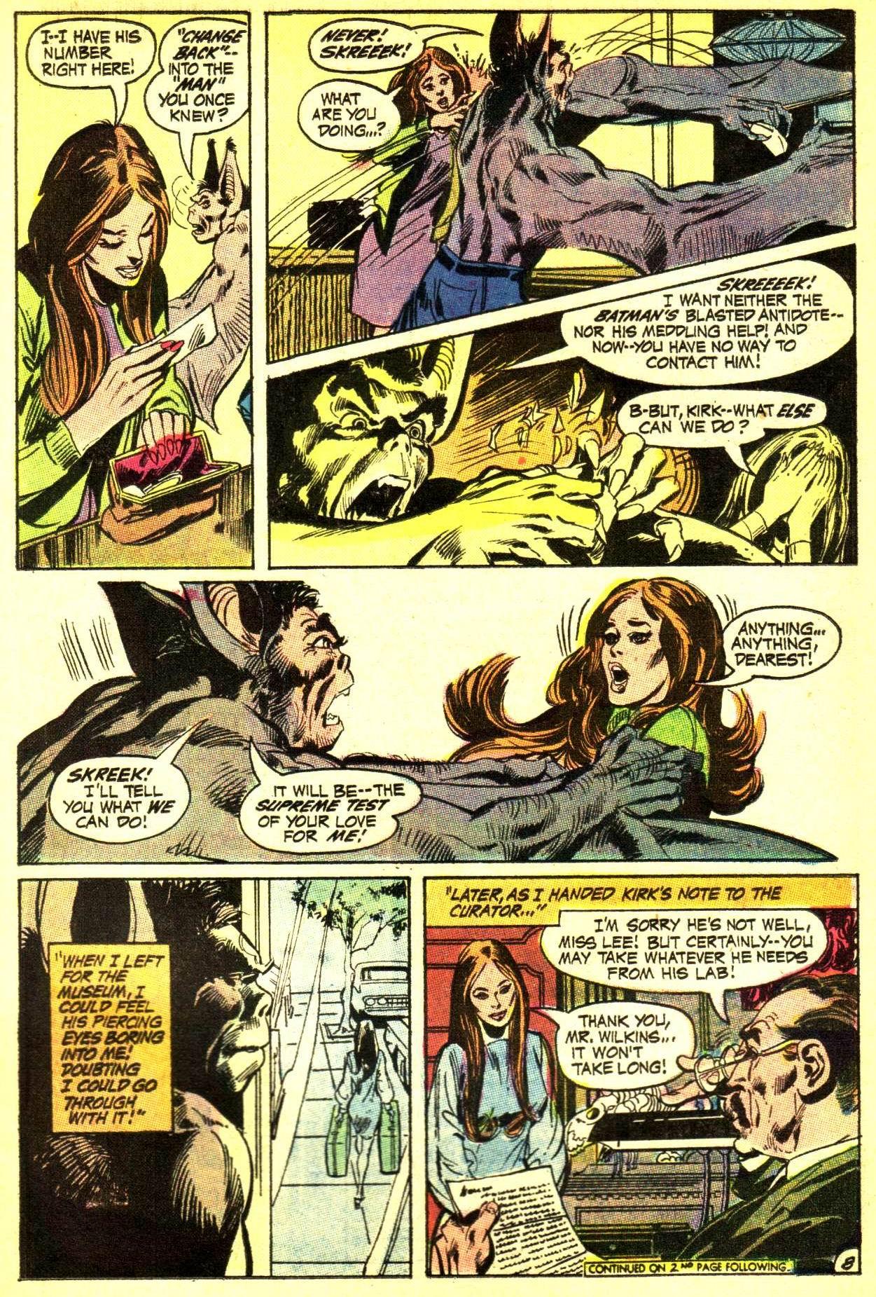 Detective Comics (1937) 407 Page 10