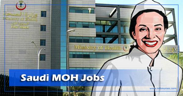 Saudi MOH hiring 1,200 specialist nurses, 100 respiratory therapists
