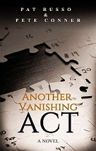 Another Vanishing Act by Pat Russo and Peter Connor book cover