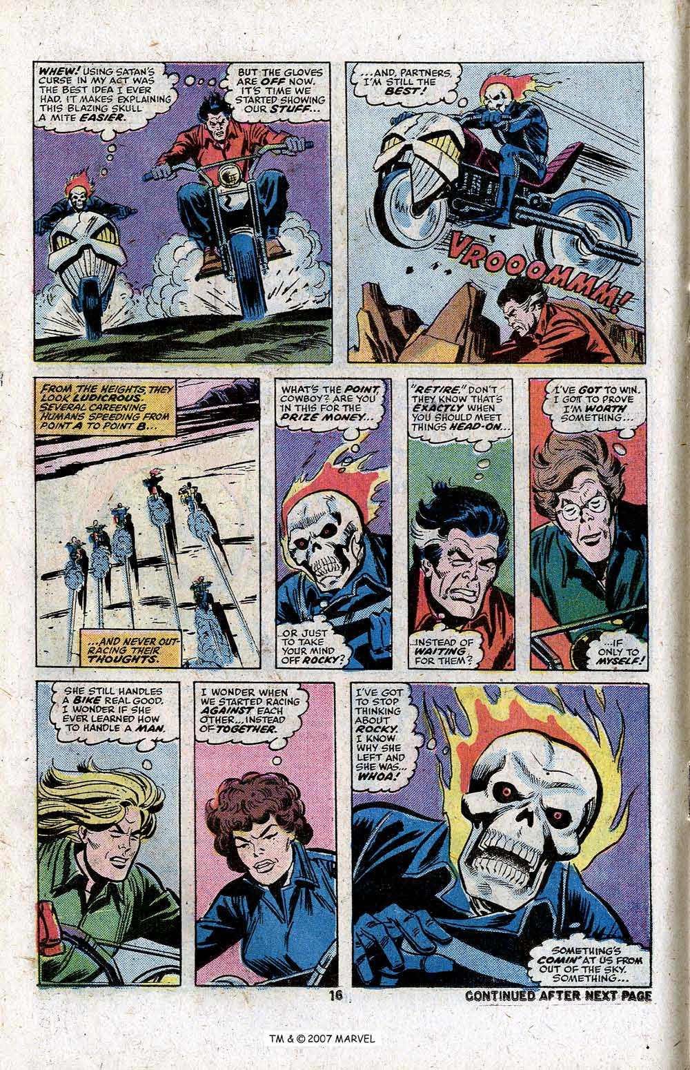 Ghost Rider (1973) Issue #11 #11 - English 18