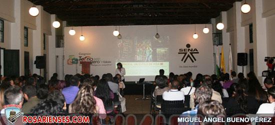 Tecnocuero 2012: 'proyectando inteligencia competitiva' | Rosarienses, Villa del Rosario