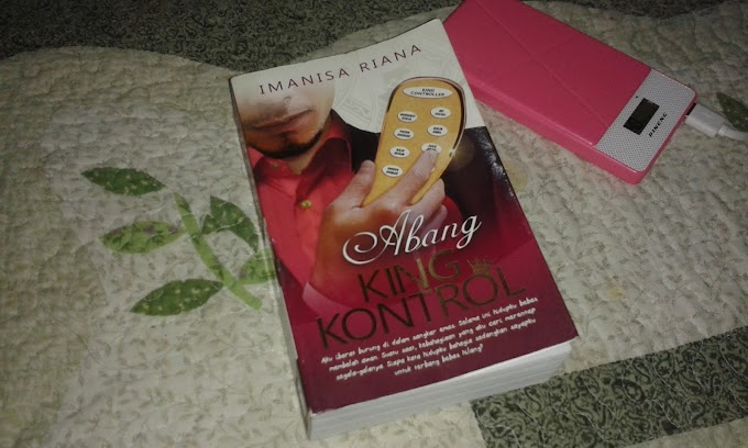 Review Novel ~ Abang King Control