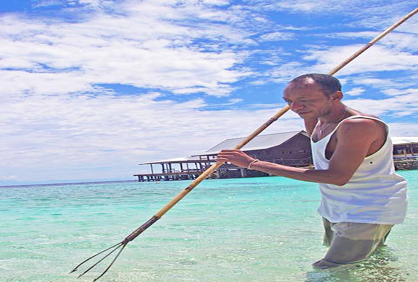 Kalawai, Senjata Tradisional Dari Maluku