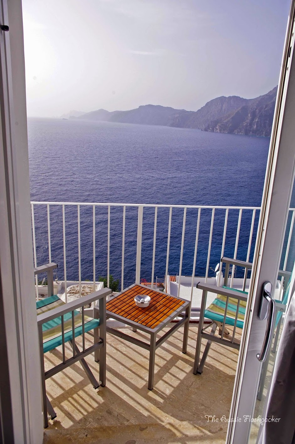 Praiano Italy Beautiful Coastal Village