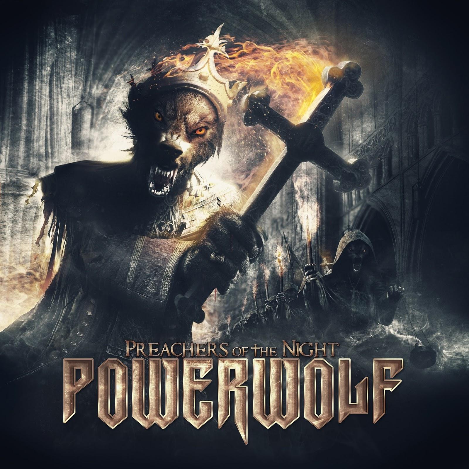 discografia completa de powerwolf