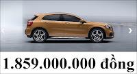 Giá xe Mercedes GLA 250 4MATIC 2017