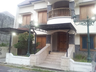 Rumah Dijual Jalan Godean km 4 Yogyakarta di Griya Mahkota Dekat Mirota