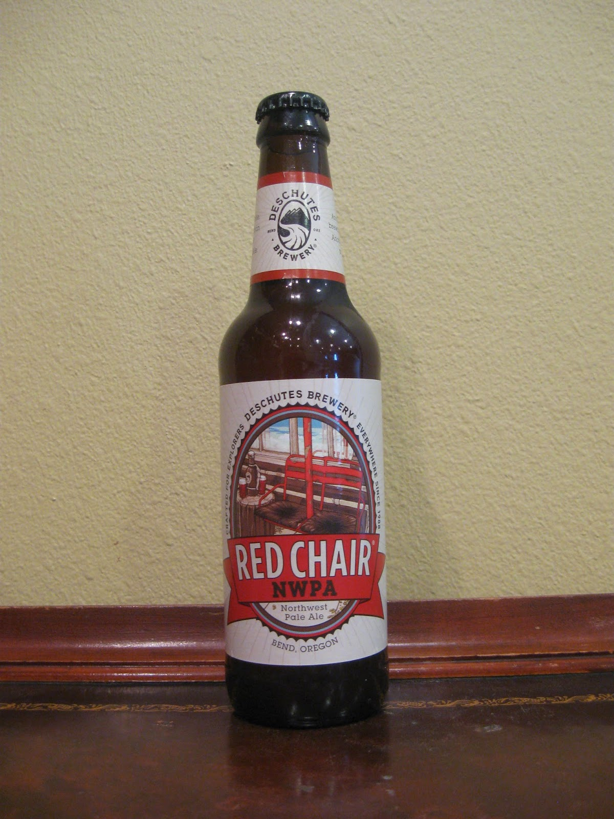 deschutes red chair twin sleeper leather doing beer justice nwpa