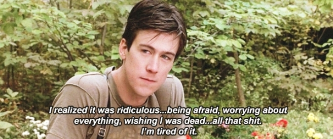 5 FERRIS BUELLER QUOTES - Cresting The Hill