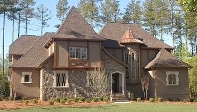 model rumah ala eropa 2