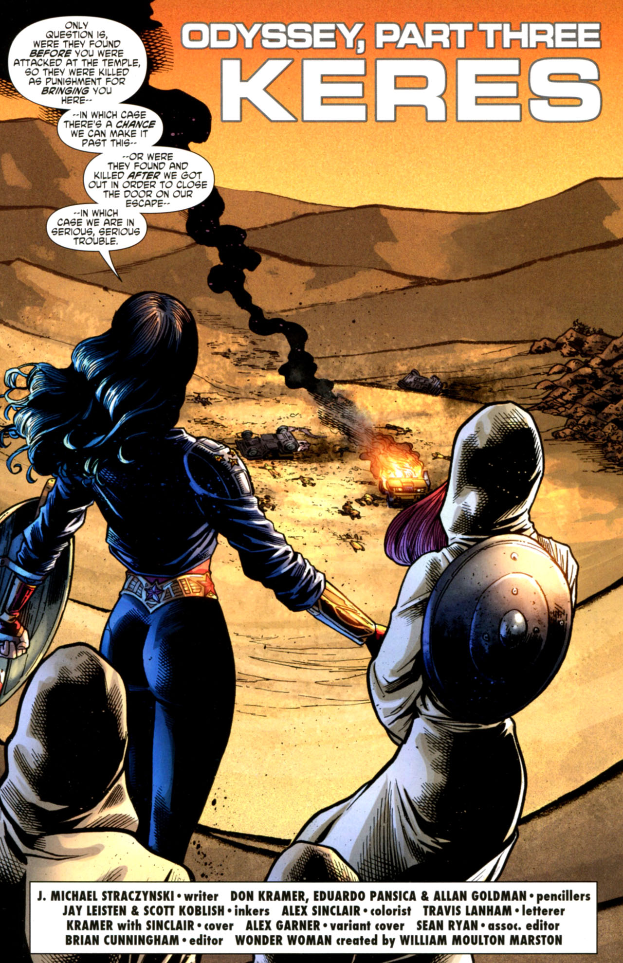 Read online Wonder Woman (2006) comic -  Issue #603 - 3