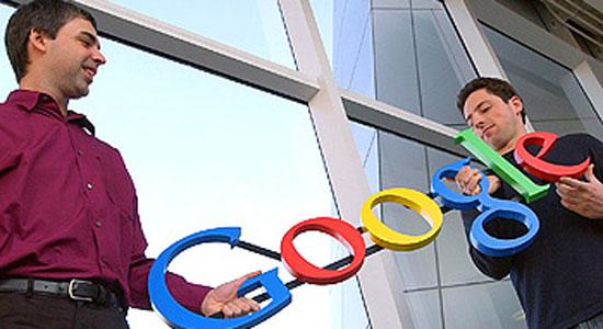 Page và Brin thành lập Google