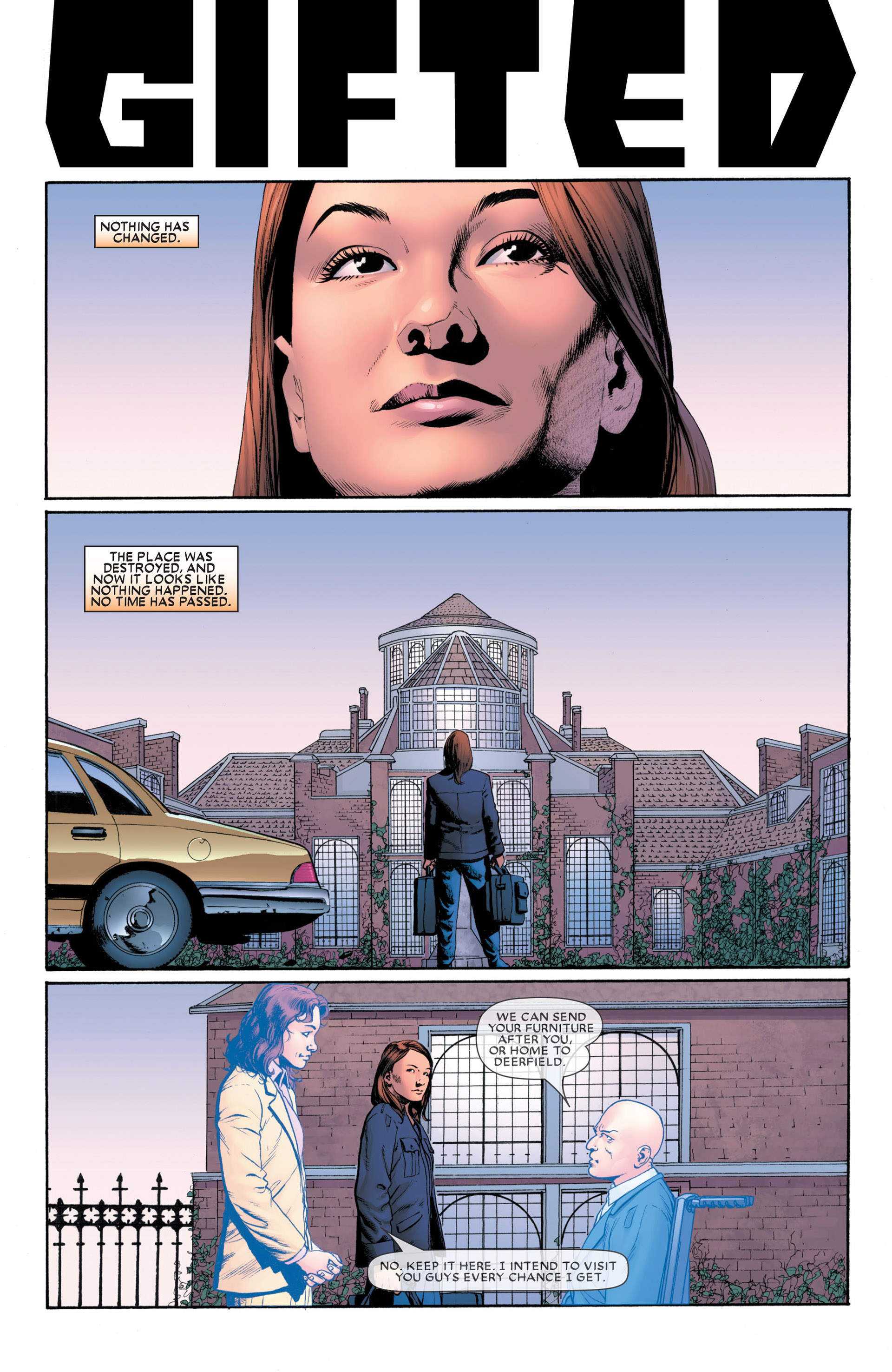 Astonishing X-Men (2004) issue 1 - Page 4
