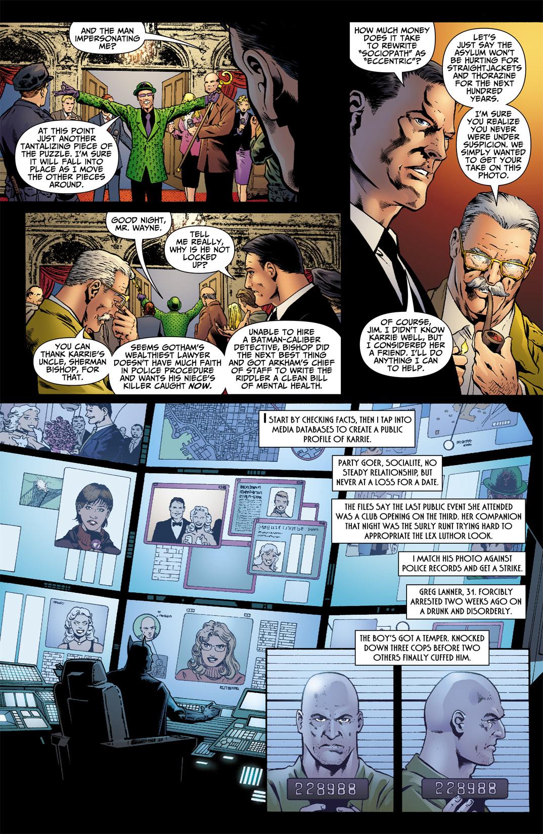Detective Comics (1937) 822 Page 5