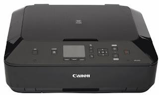 Canon PIXMA MG5450 Treiber Download
