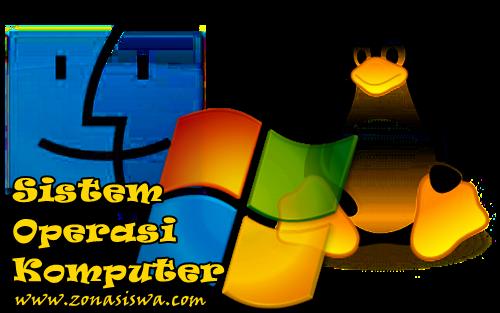 Sistem Operasi Komputer | www.zonasiswa.com