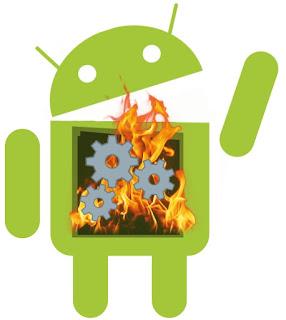 Kenapa hp android cepat panas saat main game / internetan ?
