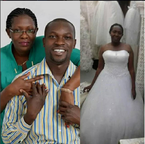 Distraught woman cries out after losing groom one month before wedding