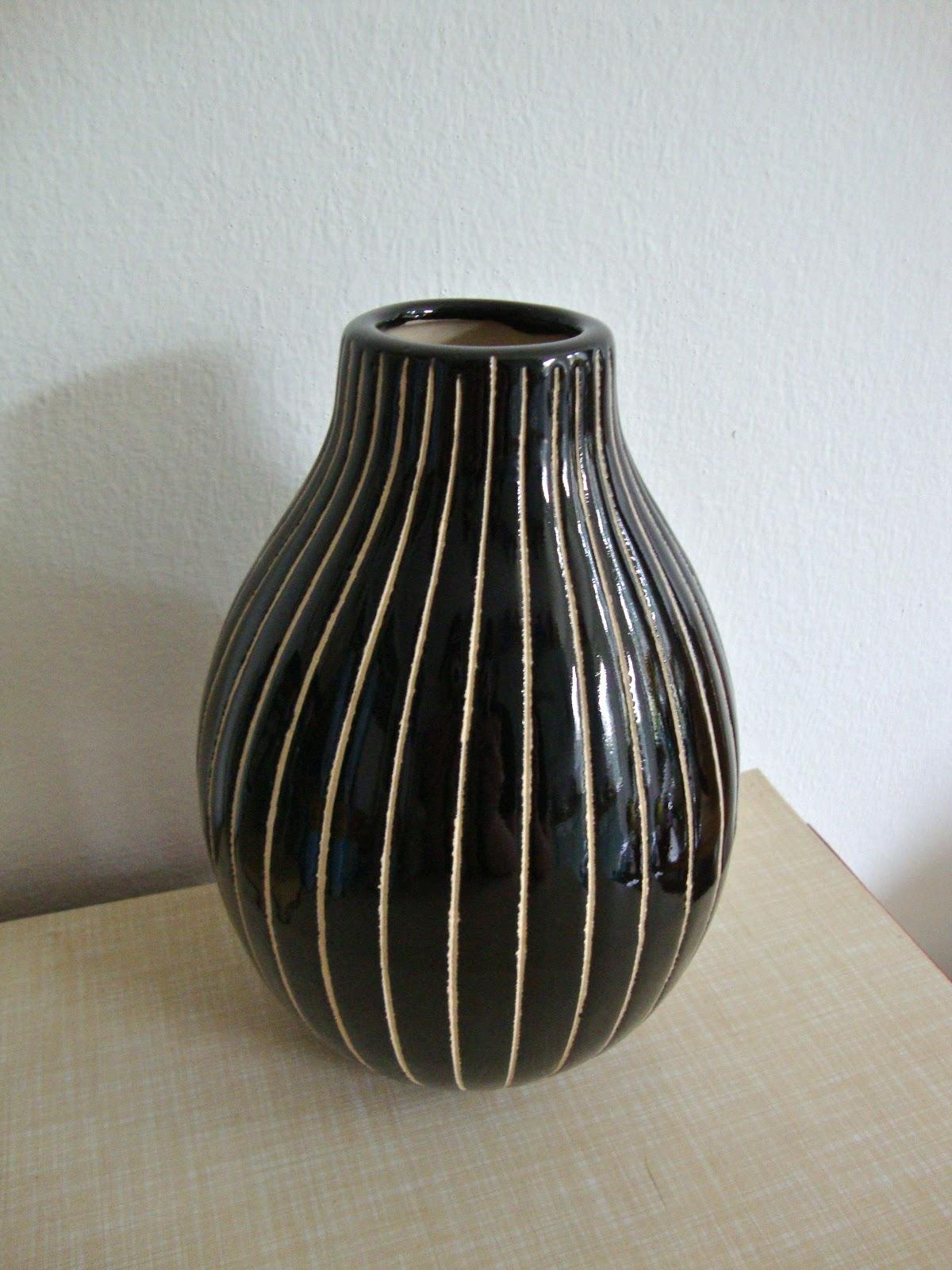vase céramique art déco