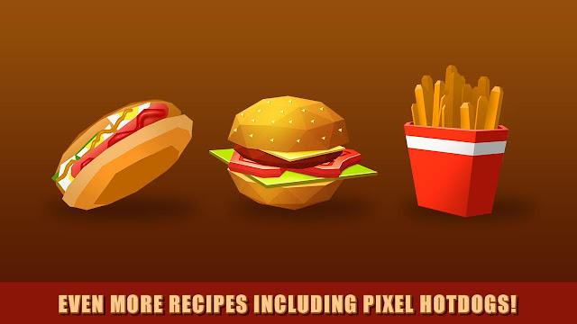 Game Burger Chef Cook Sim 2 Apk