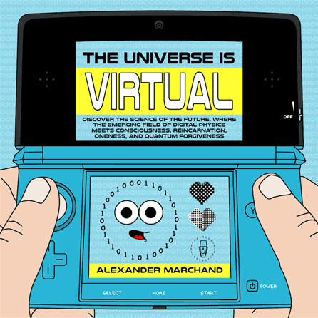 Get The Universe Is Virtual