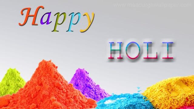 Happy Holi 2017 Pictures