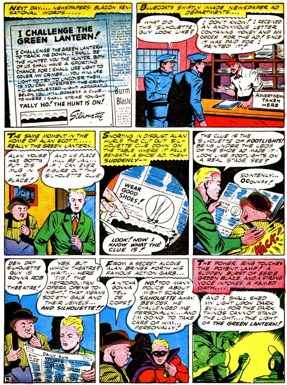 Read online All-American Comics (1939) comic -  Issue #52 - 5