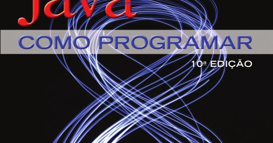 Programar pdf livro java como