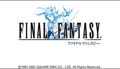 【PSP】最終幻想周年紀念版(Final Fantasy Anniversary Edition、太空戰士)!