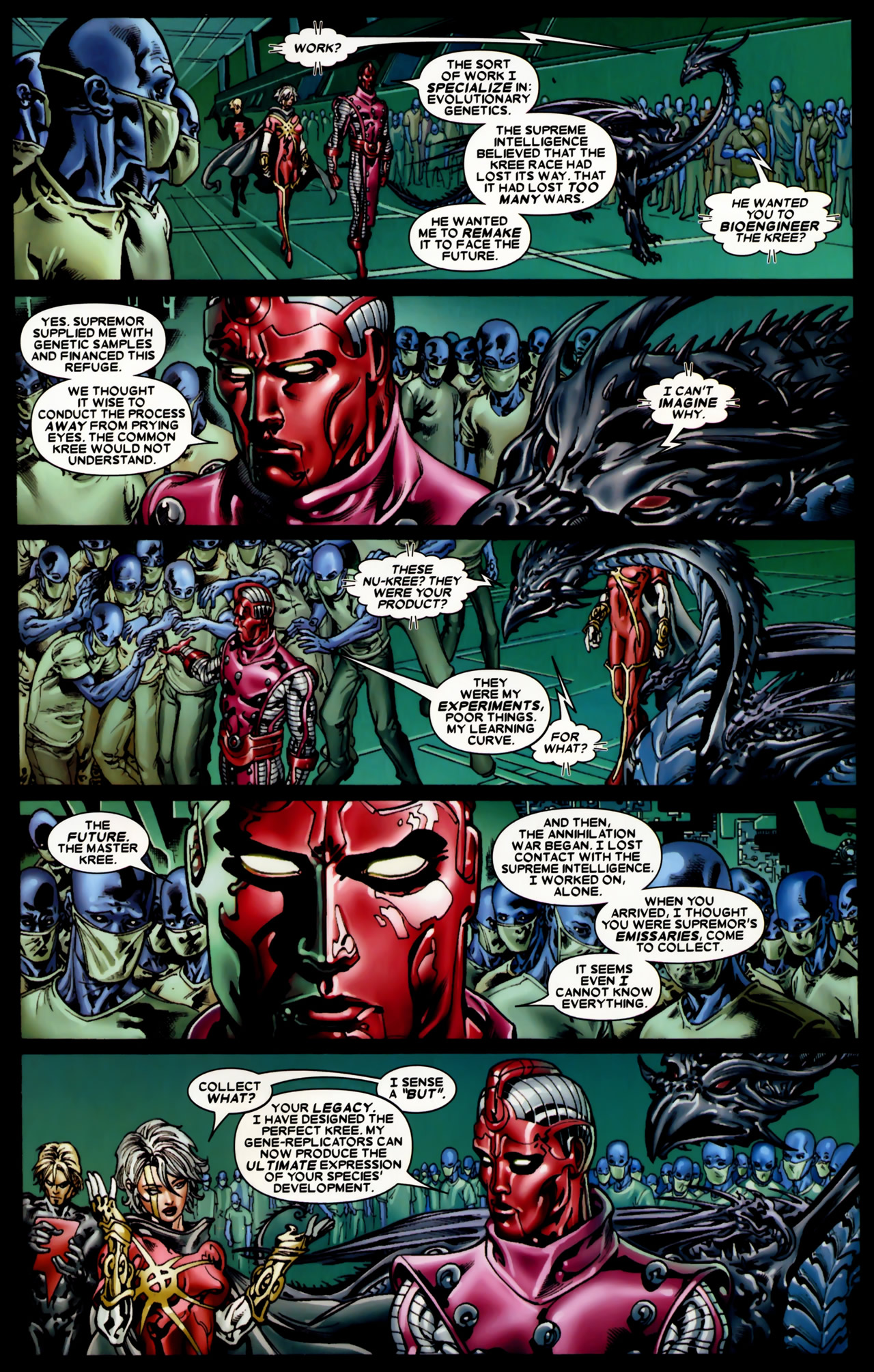 Read online Annihilation: Conquest comic -  Issue #2 - 19