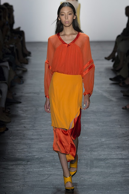 designer Prabal Gurung was inspired by Nepal for his Spring Summer 16 collection