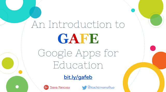 Introduction to GAFE by Diana Mancuso