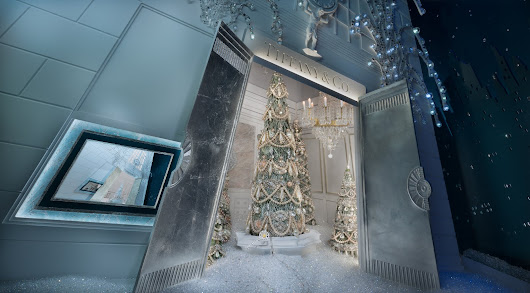 Tiffany & Co. brings magic to New York for Christmas
