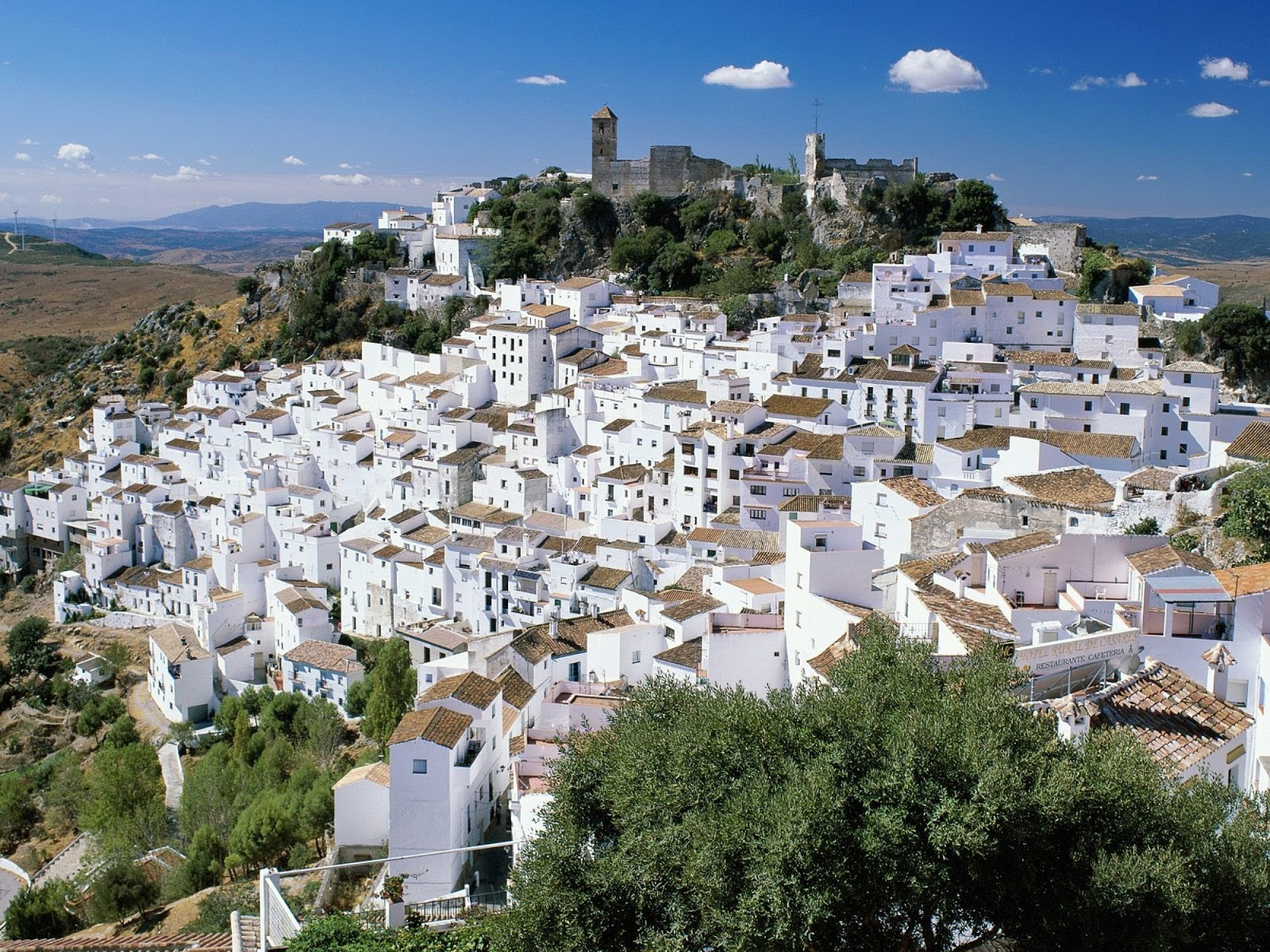 Travel & Adventures: Andalusia ( Andalucía ). A voyage to ...