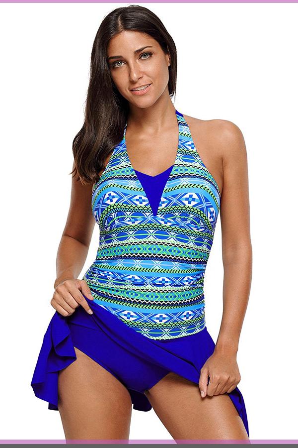 d1e22607483 one piece tankini swimsuits classical but fashionable