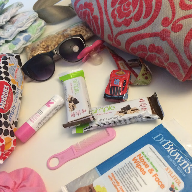 What's in my… Diaper Bag